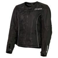 Scorpion Verano Women's Jacket Black