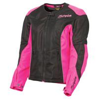 Scorpion Verano Women's Jacket Pink