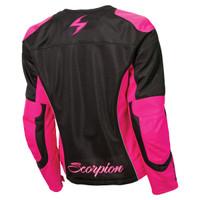 Scorpion Verano Women's Jacket Pink1