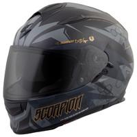 Scorpion EXO-T510 Cipher Helmet Black