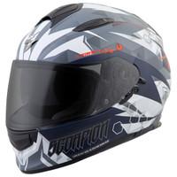 Scorpion EXO-T510 Cipher Helmet White