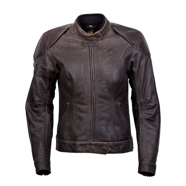 Scorpion Catalina Women's Leather Jacket Front Side
