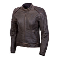 Scorpion Catalina Women's Leather Jacket Side View