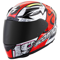 Scorpion EXO-R2000 Bautista Helmet Red
