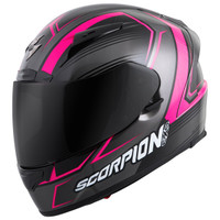 Scorpion EXO-R2000 Launch Women's Helmet Side View
