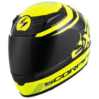 Scorpion EXO-R2000 Fortis Helmet Yellow
