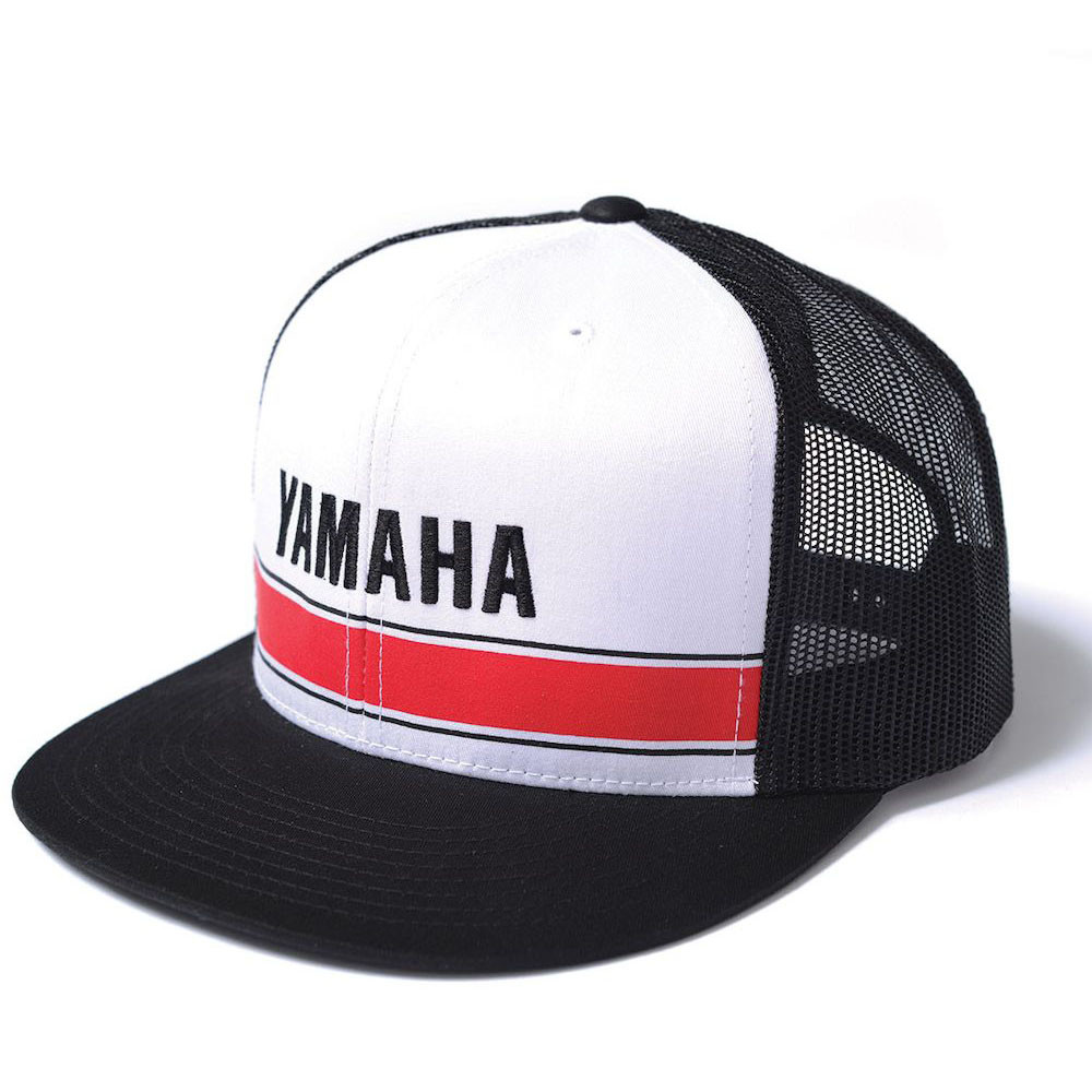 5257fb29090 Factory Effex Yamaha Vintage Hat - Motorcycle House
