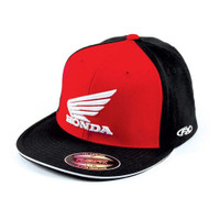 Factory Effex Honda Big Wing Flex-Fit Hat
