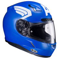HJC CL-17 Captain America Helmet Blue 1