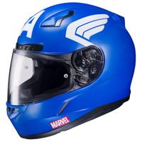 HJC CL-17 Captain America Helmet Blue