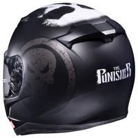 HJC CL-17 Punisher Helmet Matte Black 5