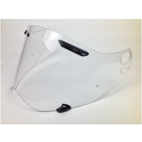 Arai XD-4 Brow Vent Pinlock-Ready Face Shield Clear