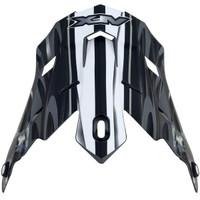 AFX FX-17 Inferno Helmet Peak Black