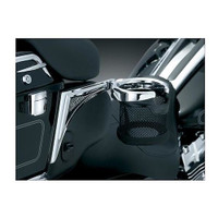 Kuryakyn Passenger Drink Holder For Harley Touring / Trike 2014-2016