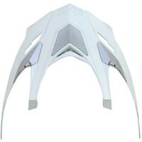 AFX FX-55 Helmet Peak White