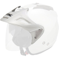 AFX Visor for FX-50 Helmet White