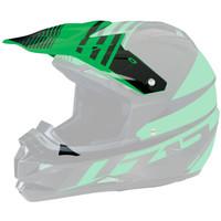 Z1R Roost SE Helmet Visor Green