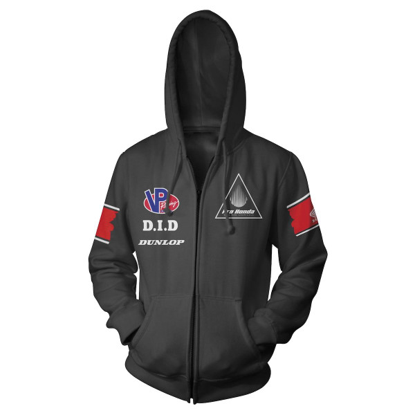 Honda Team Hoody Black