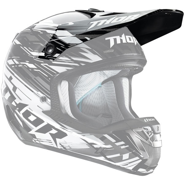3a8d91dc Thor Verge Twist Helmet Visor - Motorcycle House