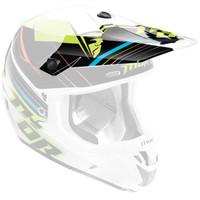 Thor Verge Stack Helmet Visor Green