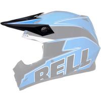 Bell Moto-9 Emblem Helmet Visor Blue