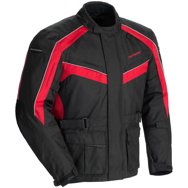 Tour Master Saber 4 Jacket Red