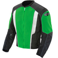 Joe Rocket Phoenix 5.0 Jacket Green