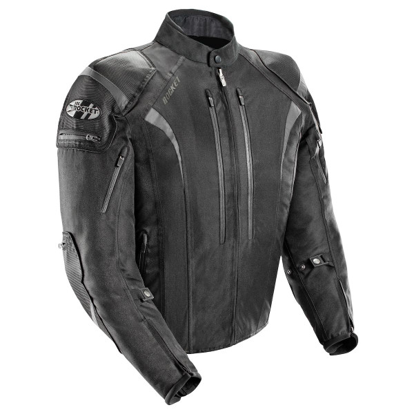 Joe Rocket Atomic 5.0 Jacket Black/Black