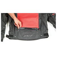 Joe Rocket Atomic 5.0 Jacket Black/Red2