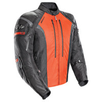 Joe Rocket Atomic 5.0 Jacket Black/Orange