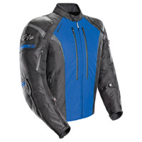 Joe Rocket Atomic 5.0 Jacket Black/Blue