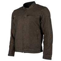 Speed and Strength Overhaul Jacket Brown