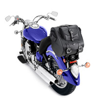 Viking Classic Trunk 3038 Cubic Inches Motorcycle Trunk 3