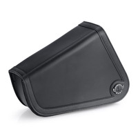 Plain Sportster Motorcycle Swing Arm Bag 1