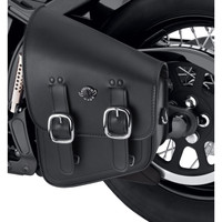 Motorcycle Swing Arm Bag for Harley Softail 2