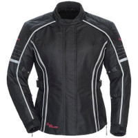Tour Master Women's Trinity 3.0 Jacket Black
