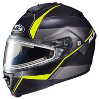 HJC IS-MAX II Mine Helmet With Frameless Electric Shield 1
