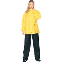 Tour Master PVC Rain Suit Yellow
