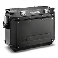 Givi Trekker Outback 37 Liter Side Case Black
