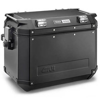 Givi Trekker Outback 48 Liter Side Cases Black