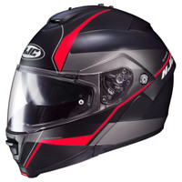 HJC IS-Max 2 Mine Helmet Red
