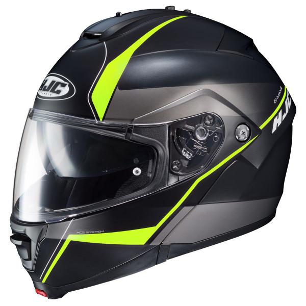 HJC IS-Max 2 Mine Helmet Yellow