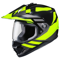 HJC DS-X1 Lander Helmet Yellow