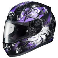 HJC CL-17 Cosmos Women's Helmet Purple