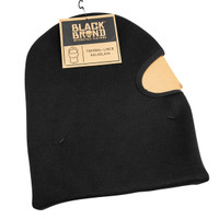 Black Brand Thermal-Lined Balaclava