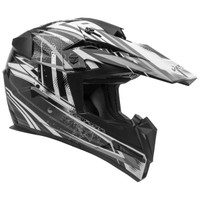 Vega Mighty X Jr. Blitz Off Road Helmet Black