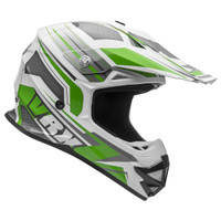 Vega VRX Venom Off Road Helmet Green