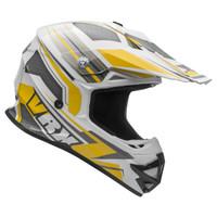 Vega VRX Venom Off Road Helmet Yellow