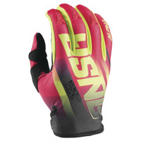 Answer Racing A16.5 Alpha Air Gloves Yellow