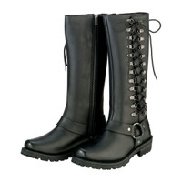 Z1R Savage Women's Boots Black